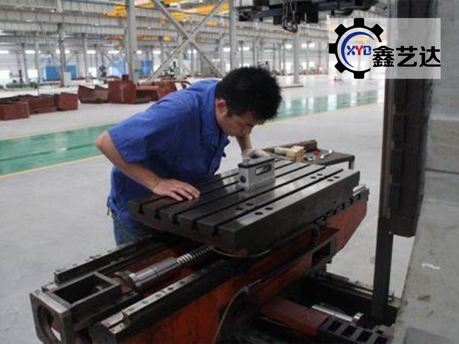 Polishing mechanical assembly operation procedures